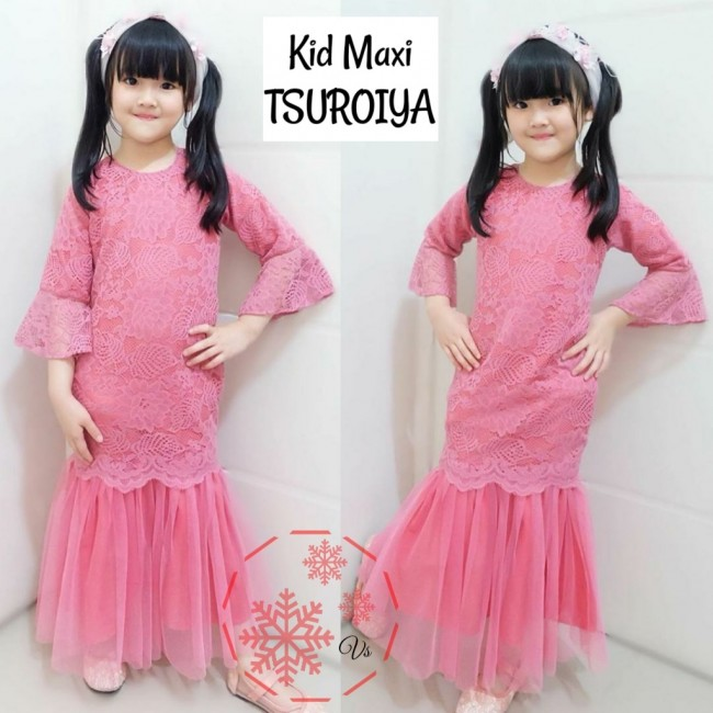 Baju Anak Kd Maxi Tsuroiya Vs Dusty