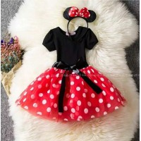Baju Anak Kd Drs Mimos Vd Red