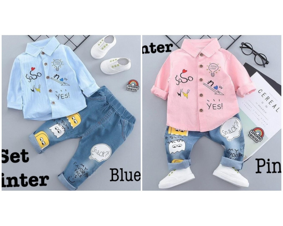 Baju Anak Kd St Winter Ks