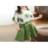 Baju Anak Kd St Flower Or Green