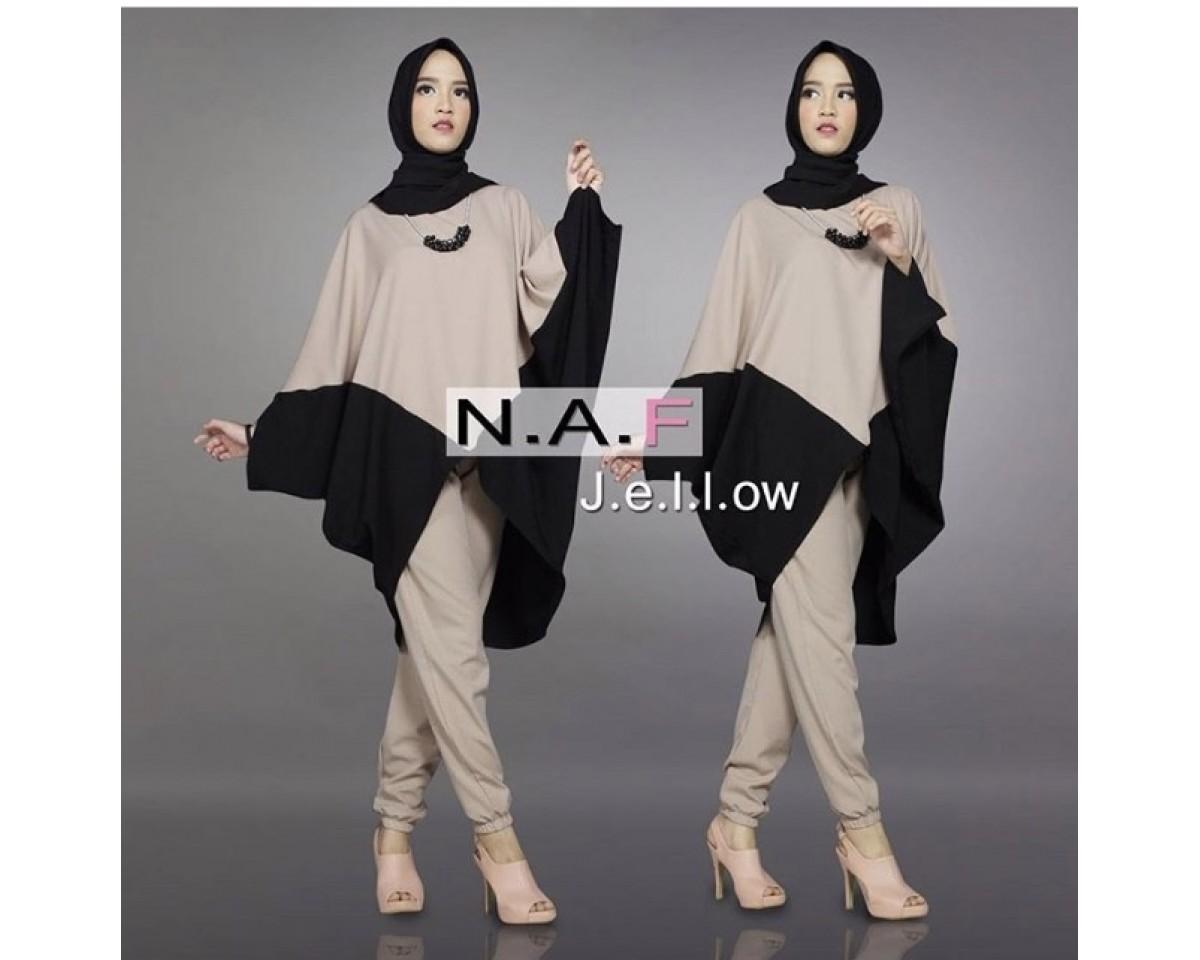 Baju Korea Hj St Jellow 3In1 On Coksu