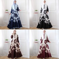 Baju Korea Hj Maxi Sabiza On