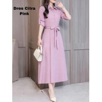 Baju Korea Drs Citra Dusty
