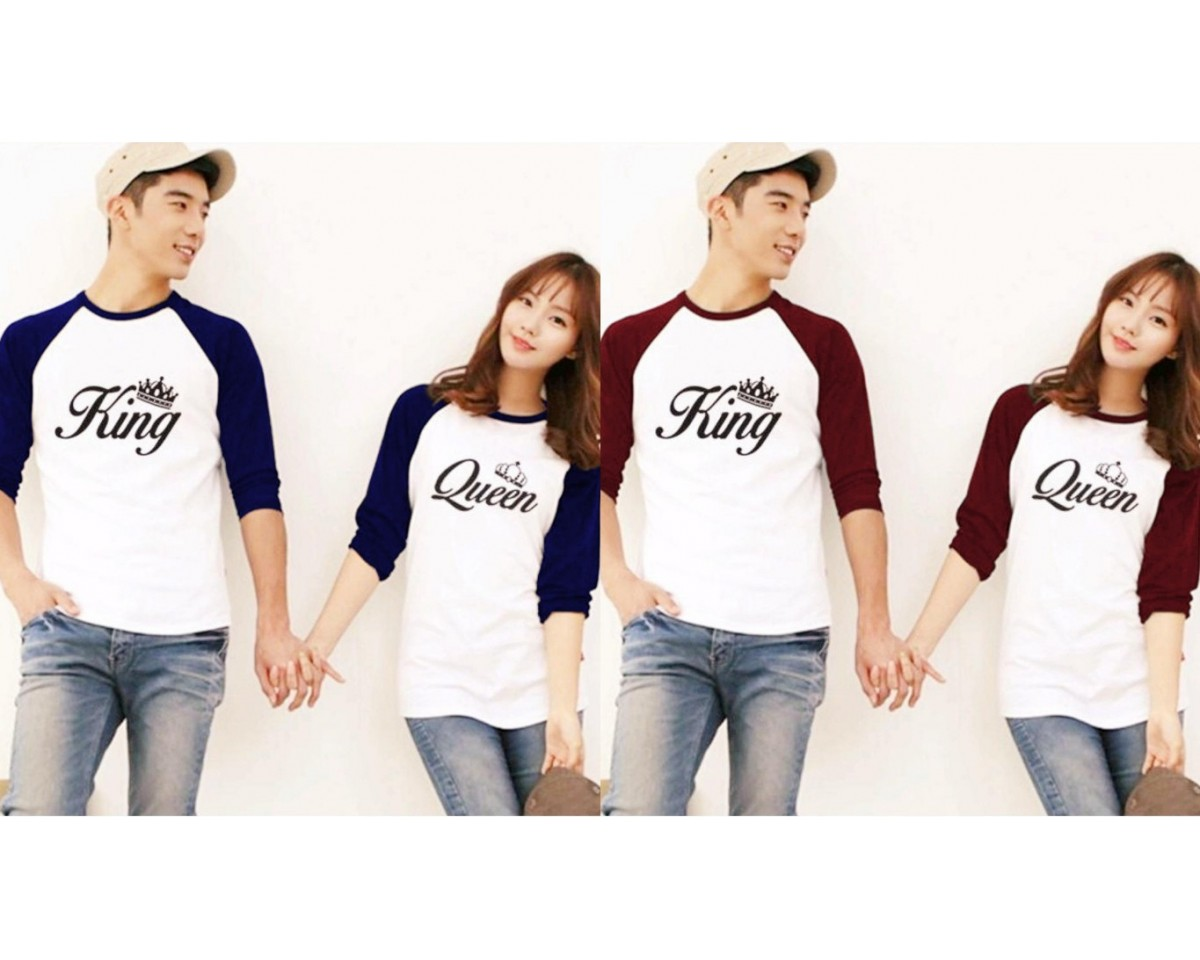 Baju Couple Cp Quenn Mb