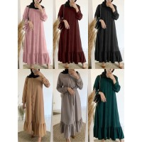Baju Korea Hj Maxi Sella Or