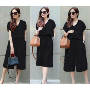 Baju Korea Js Esther Black