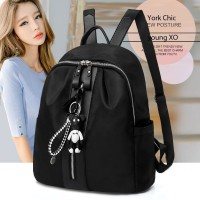Tas Murah Tas New Full Black Zoe Bag