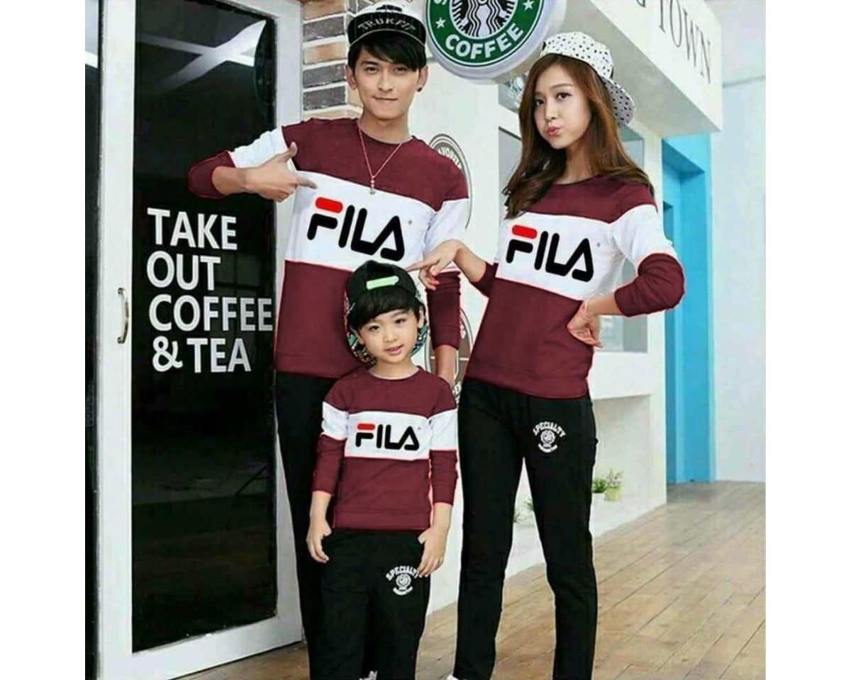 Baju Couple Cp Dame Vs Maroon