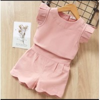 Baju Anak Kd St Monoea Or Dusty