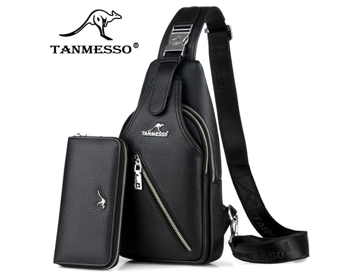 Tas Murah Tas James Bag Hitam